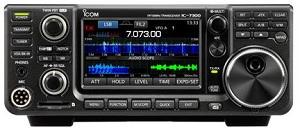 ICOM IC7300 • AmateurRadio com