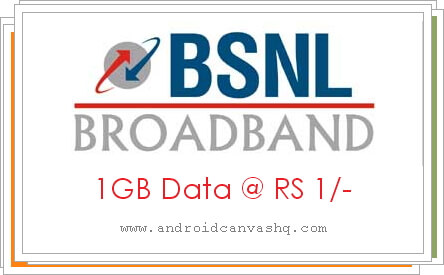 bsnl-offers-bsnl-1gb-1rs-data-plan