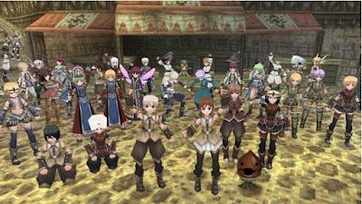 RPG IRUNA Online MMORPG v3.9.0E APK MOD (God Mode)