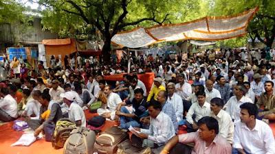 Satyagraha, 12 May 2016, Delhi