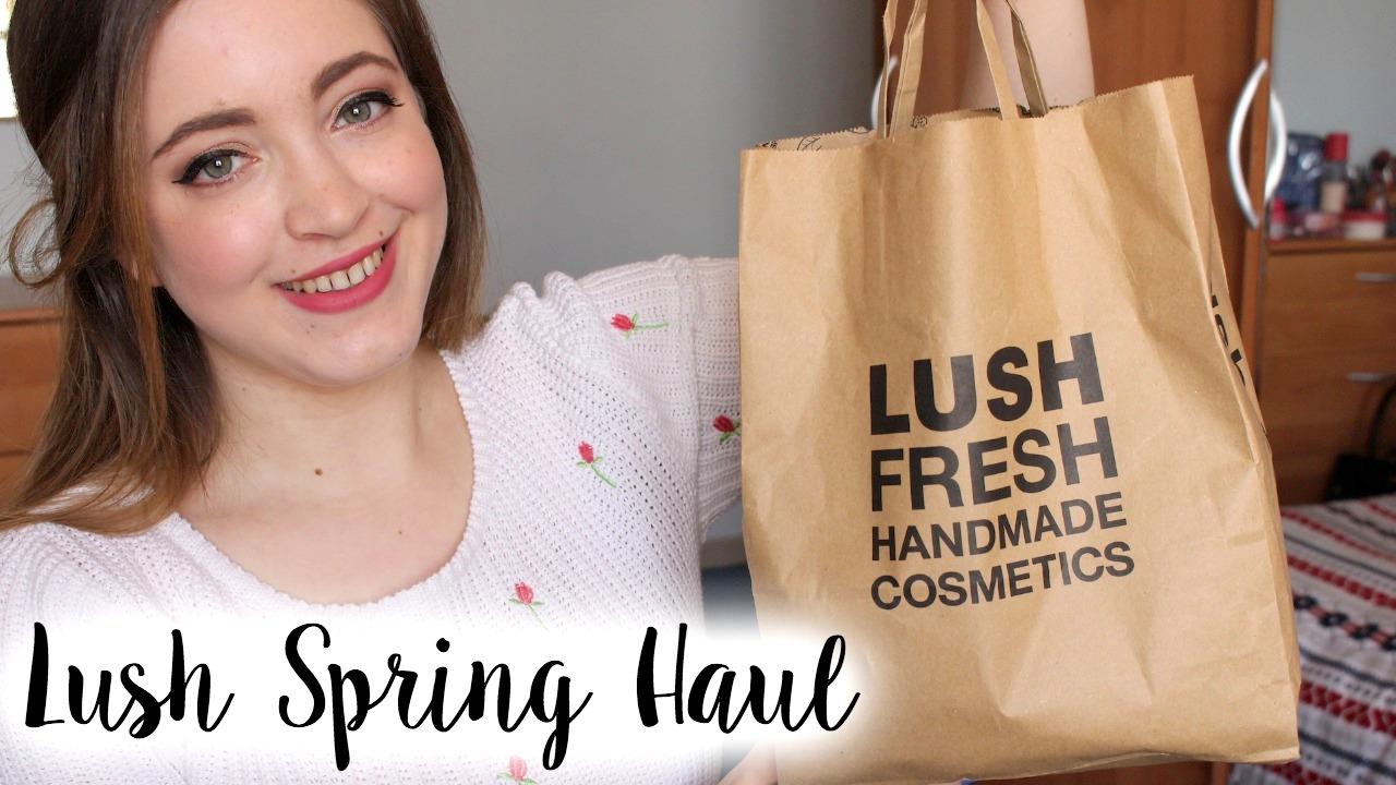 Spring Lush Haul