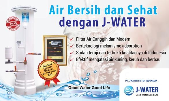 filter air jati padang