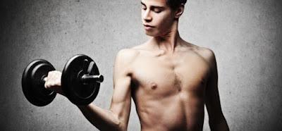 Musculos en personas delgadas