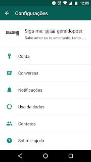 Prazo para compartilhar dados do WhatsApp com Facebook esta acabando