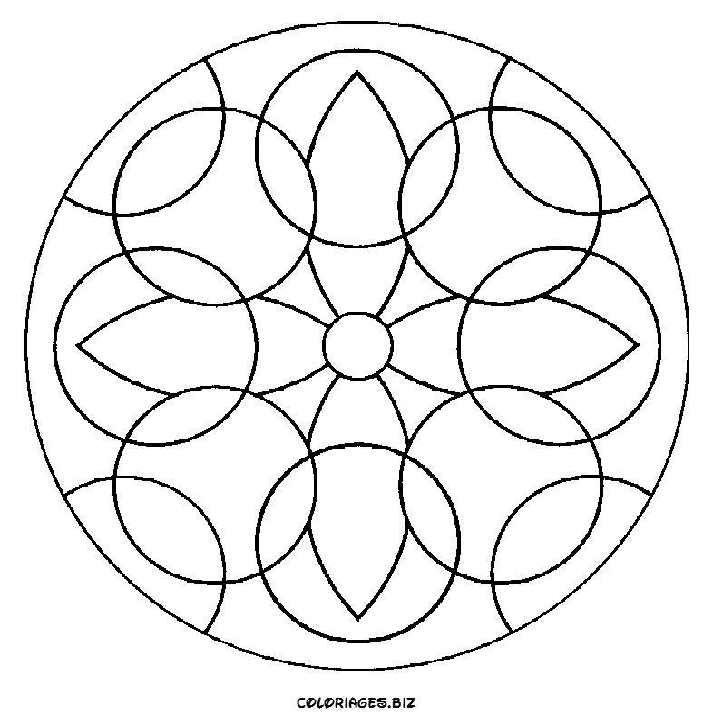 desenhos de mosaicos para colorir