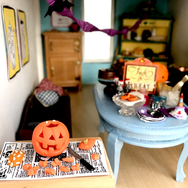 Tiny Doll House   A New York City Gem   Review by Linzer Lane Blog