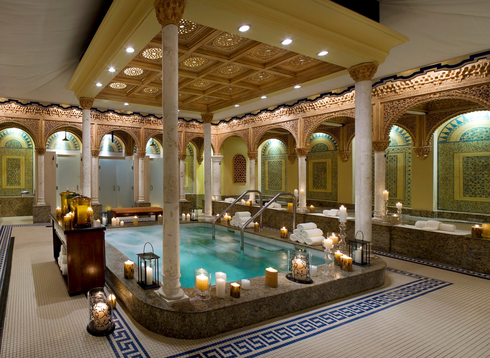 Passion for luxury 15 beautiful luxury hotel spas around for Beautiful hotels around the world