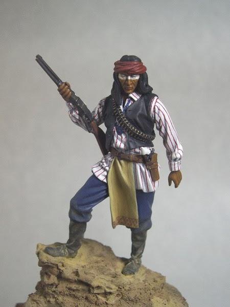 Thor-Modelling Studio: Apache Warrior