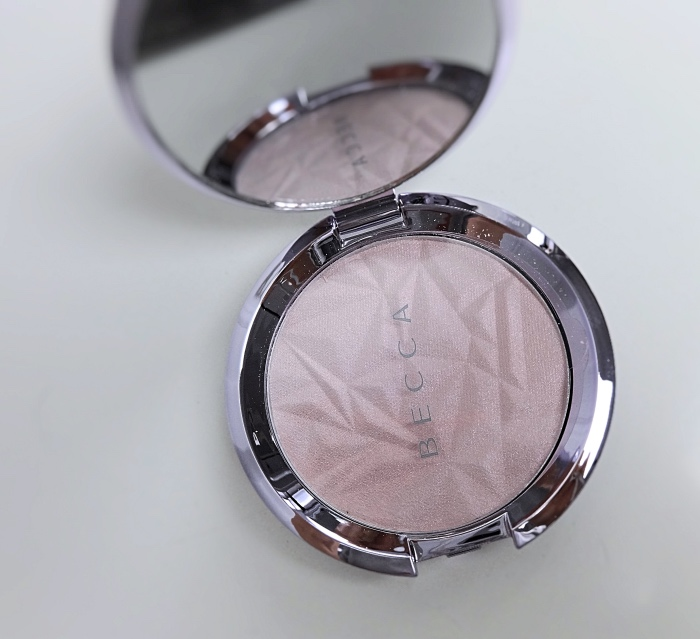 Becca Prismatic Amethyst review swatch