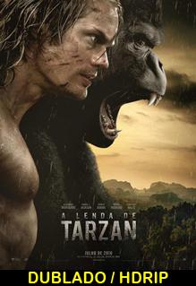 Assistir A Lenda de Tarzan – Dublado (2016)