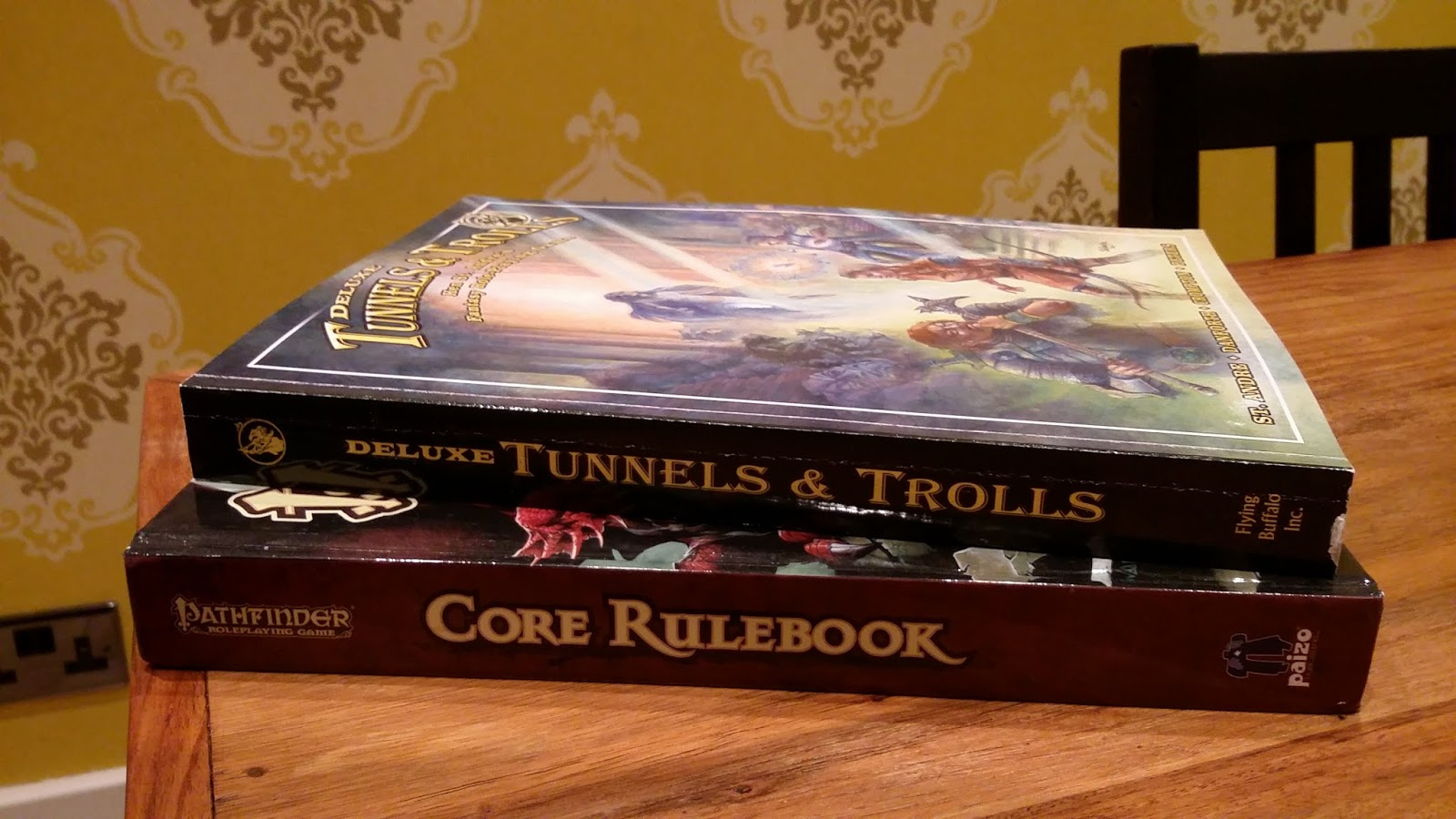 deluxe tunnels and trolls pdf
