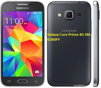 Flash Samsung Galaxy Core Prime