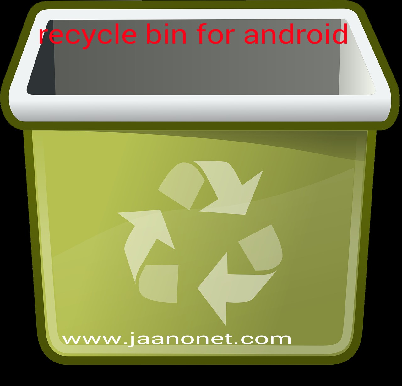 Phone Android Phone Recycle Bin android smartphone mein recycle bin pc system backup recovery 2016 letest tricks delete ko recover kaise kare bin