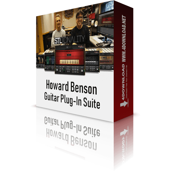 Download STL Tonality - Howard Benson v1.02b Full version