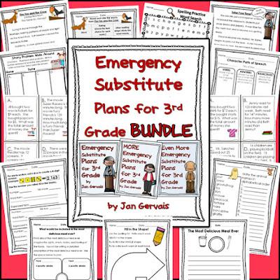 https://www.teacherspayteachers.com/Product/Emergency-Substitute-Plans-for-3rd-Grade-BUNDLE-3-Sets-1308099