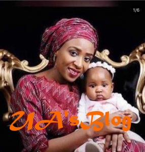 Maryam Sanda Throws Birthday Party For Daughter A Day After Being Released From Prison
