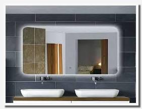 mid century modern bathroom light fixtures