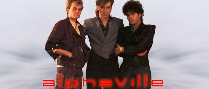 Daftar Album dan Judul Lagu Alphaville