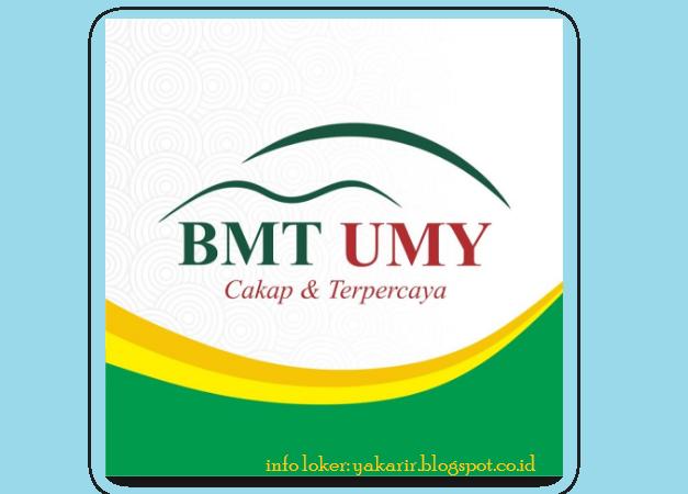 lowongan terbaru bmt umy tahun 2017