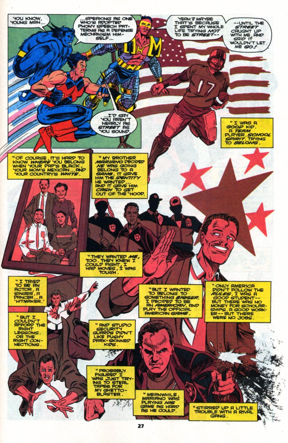 Read online Wonder Man (1991) comic -  Issue # _Annual 2 - 25
