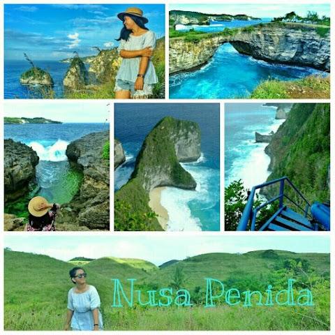 Mengeksplor Sisi Lain Bali di Nusa Penida
