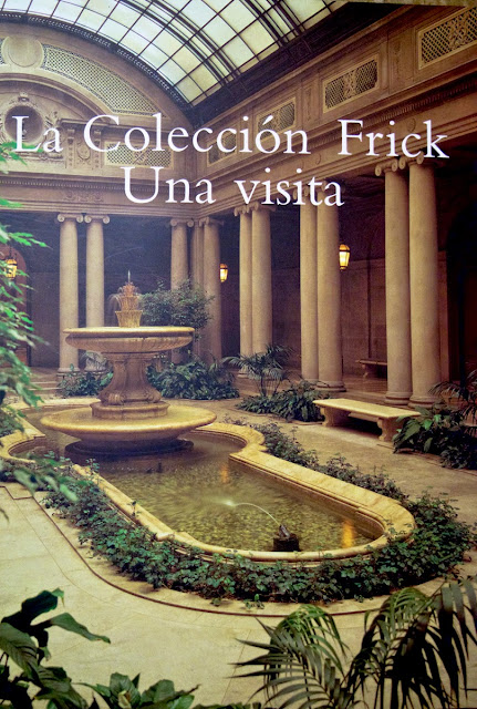 Guía de la  Frick Collection de Nueva York