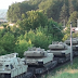 Trenuri cu tancuri americane au fost observate în zona Vatra Dornei