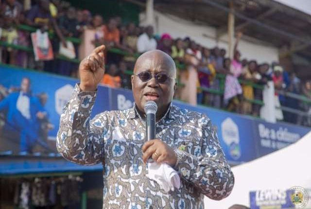Deal with your controversies – Akufo-Addo to Zoomlion Boss