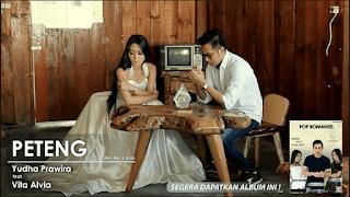 Lirik Lagu Peteng - Vita Alvia Feat Yudha Prawira