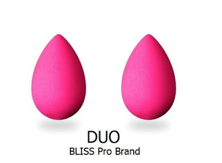 two pink beauty blenders available from Ebay