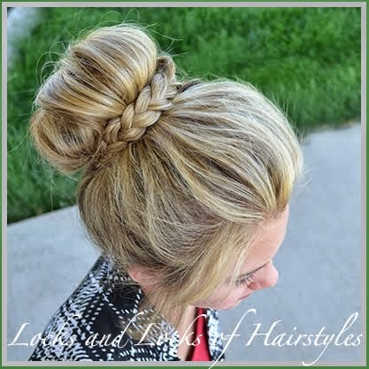 Braided Ring Bun