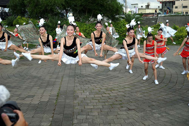 DSC02140 - 熱血採訪│2016首屆台中國際踩舞祭超夯登場,文華高中快閃高美濕地