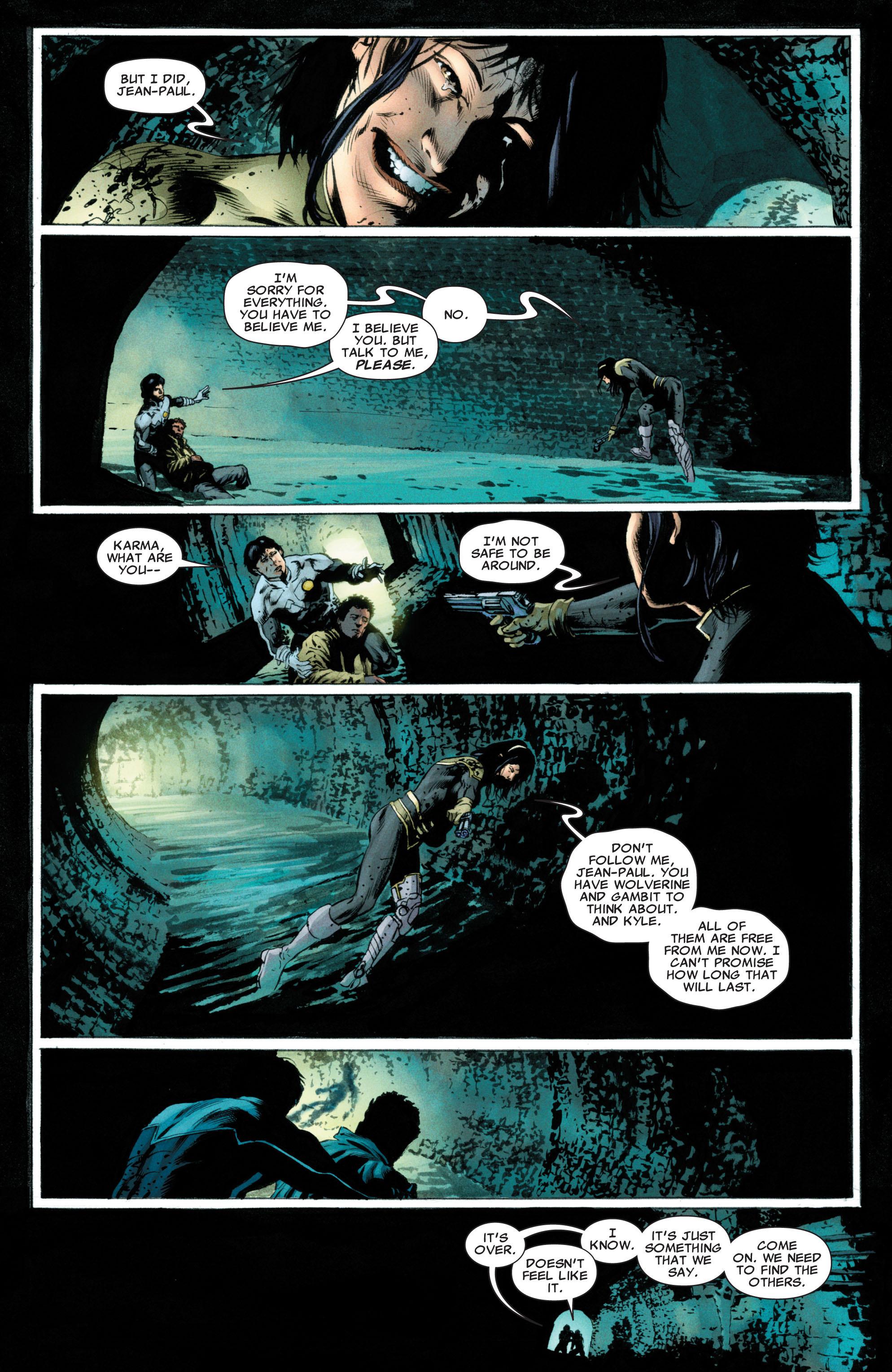 Read online Astonishing X-Men (2004) comic -  Issue #51 - 10