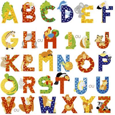 Alfabet - słownictwo 2 - Francuski przy kawie