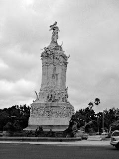 Monumento de los Españoles, em Buenos Aires