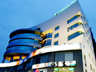 Hotel Capitol Hill Ranchi is one of the most preferred hotels in Jharkhand.
