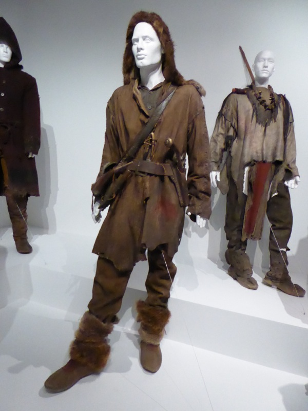 Revenant Hugh Glass film costume