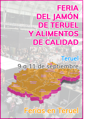 Feria del Jamón de Teruel y Alimentos de Calidad