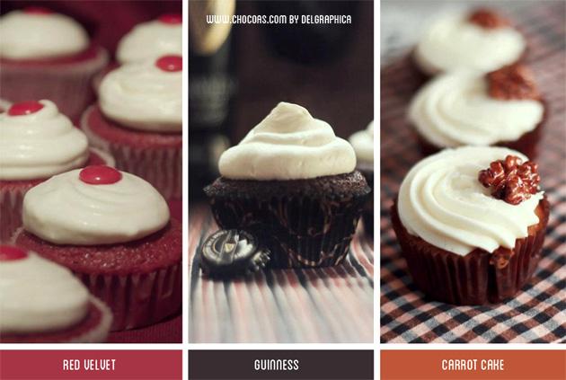 receptes cupcakes