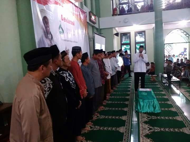 Deklarasi sedulur masjid sidoarum