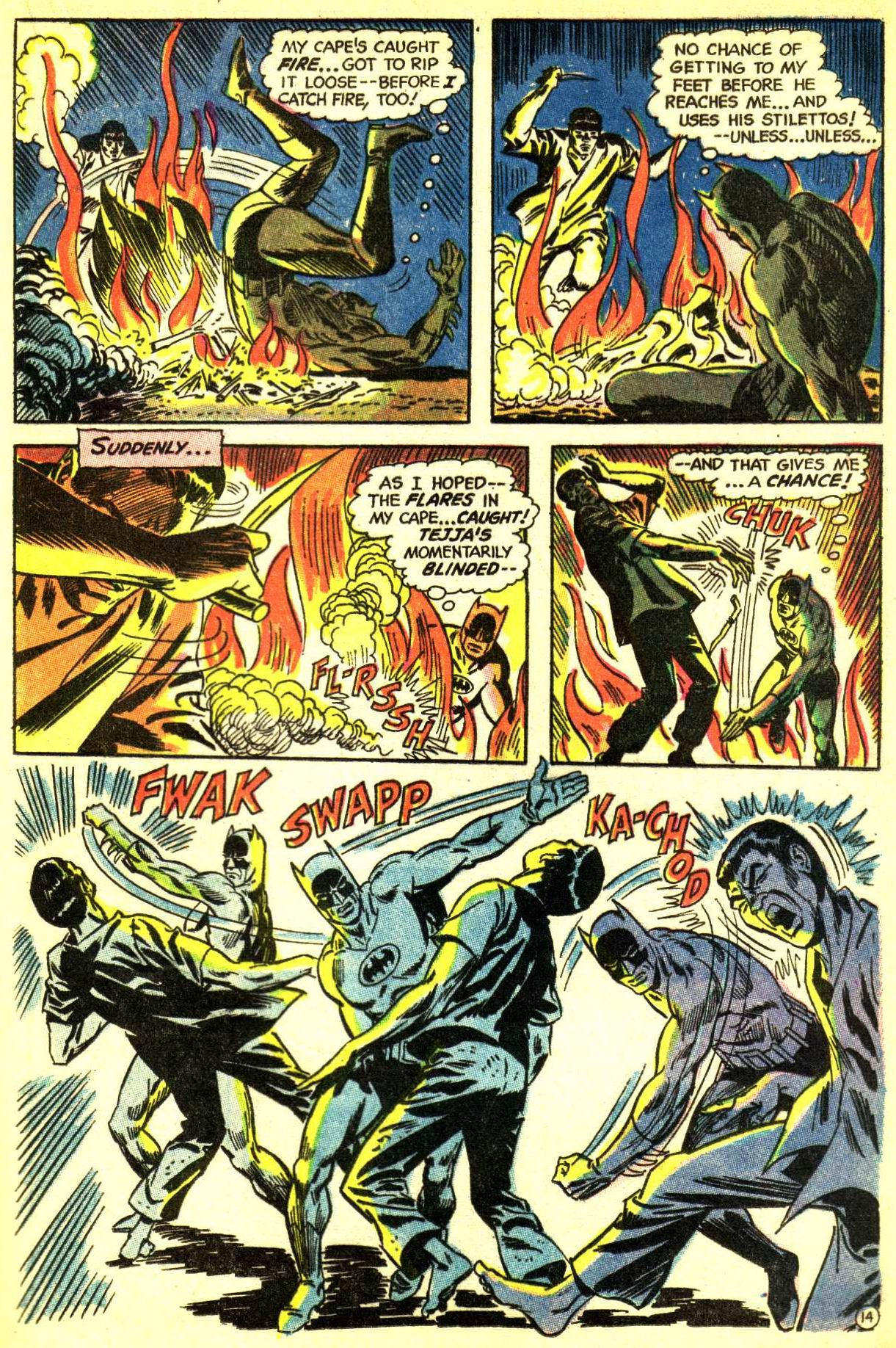 Detective Comics (1937) 405 Page 16
