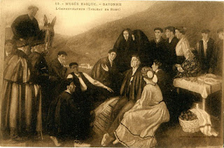 bertsolari pays basque autrefois