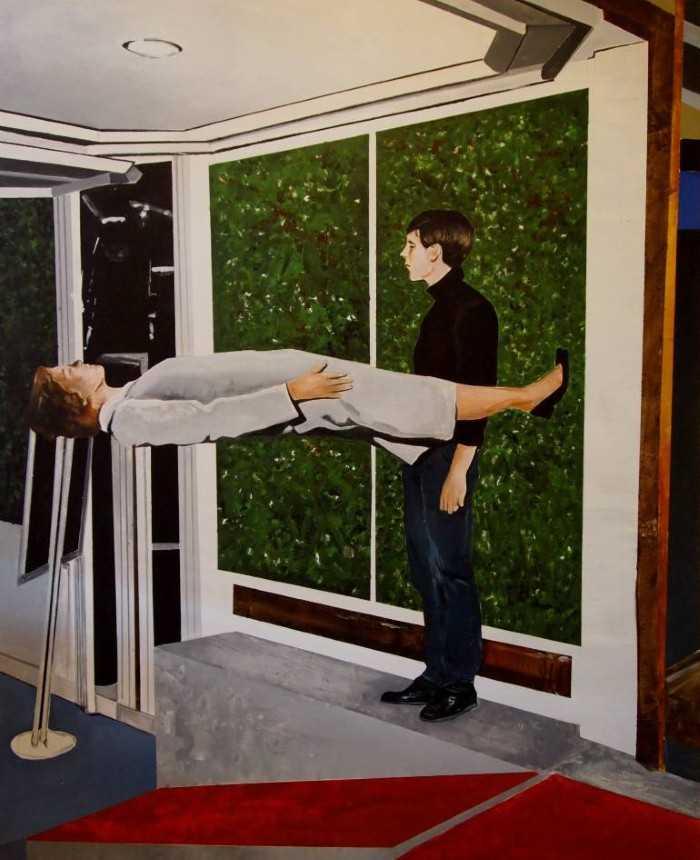 Способ интерпретировать реальность. Miguel Laino
