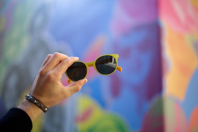 Adore sunglasses, rigorosamente Made in Italy