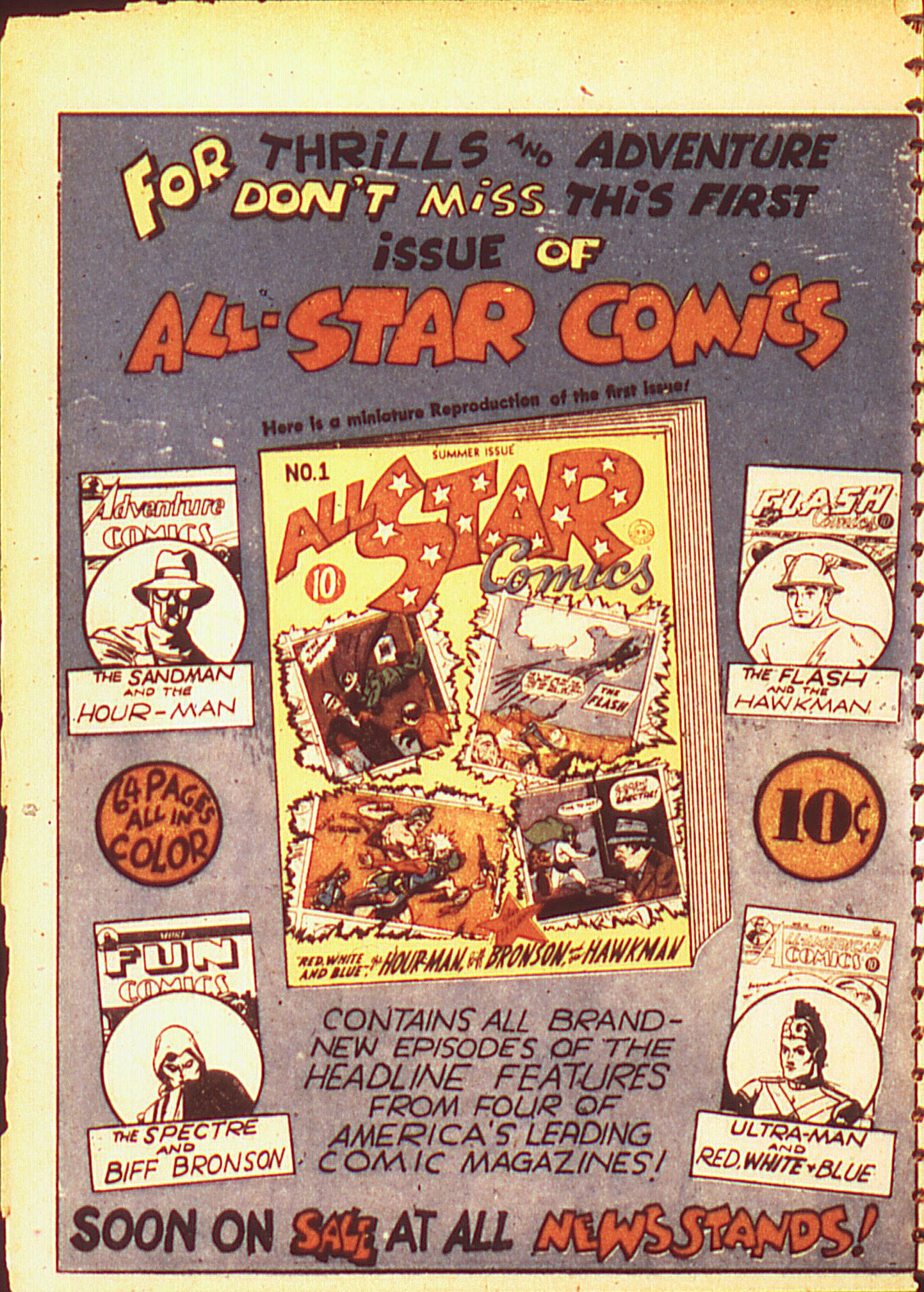 Read online All-American Comics (1939) comic -  Issue #16 - 65