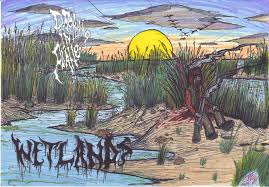 Wetlands Drowning in the Platte, Drowning in the Platte Death Metal/Grindcore form Nebraska