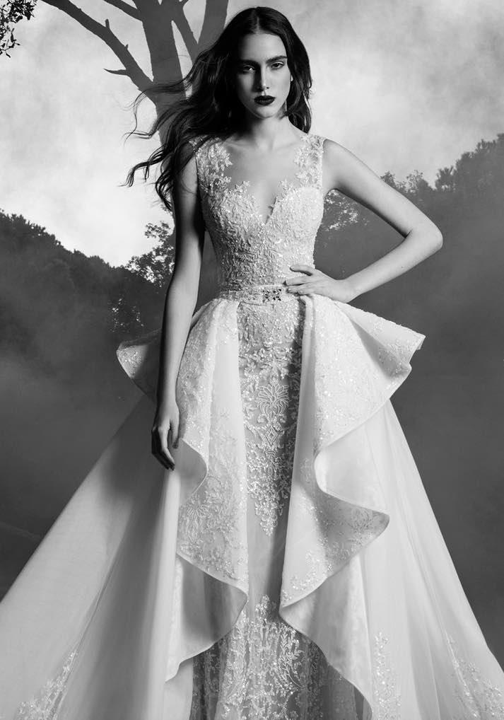 Zuhair Murad Wedding Gown 43 Simple Trend Gaun Pengantin Fashion