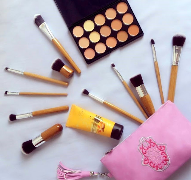beauty bag , beauty box , tunisie, oh my bag, omb , tunisie, tunisienne, le blog d'une tunisienne,