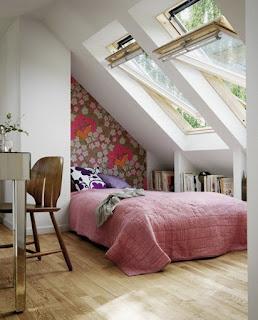 kamar tidur kecil banget