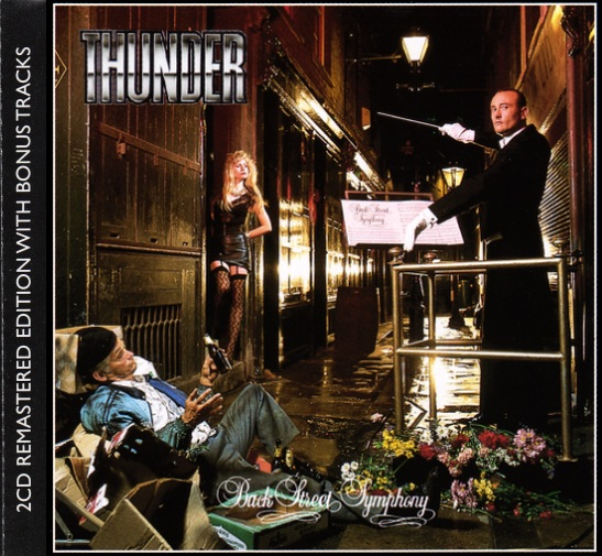 THUNDER - BackStreet Symphony [2-CD Remastered Edition with Bonus]  full